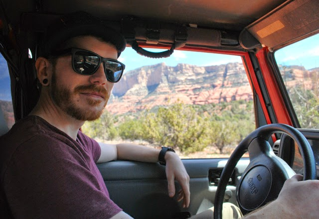 Off-Roading on the jeep trails of Sedona, Arizona | Em, Then Now When