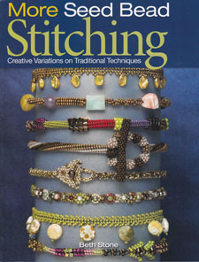 *MORE SEED BEAD STITCHING*