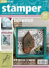 I Made Runner Up in Round 5 of the Stamper of the Year 2012 Competition!!!