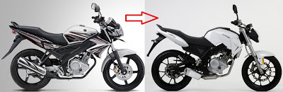 New Vixion 2013