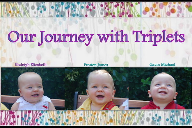 Our Journey with Triplets