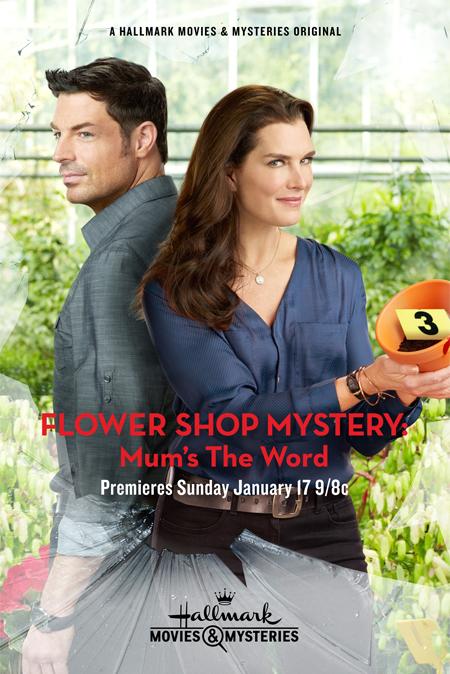 Tajemnice kwiaciarni: Nie mów nikomu - Flower Shop Mystery: Mum's the Word *2016* [HDTV] [720p] [Lektor PL](ONLINE)