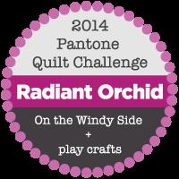 Pantone Quilt Challengenge 2014