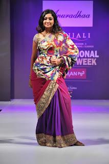 Tamil serial actress neelima rani hot in saree