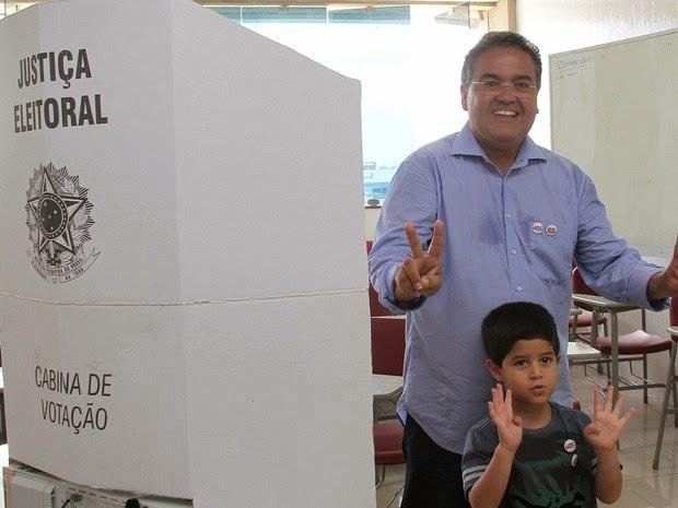 Senador eleito Roberto Rocha