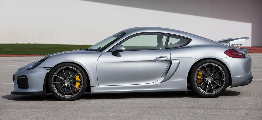 Porsche Boxster Review 2016
