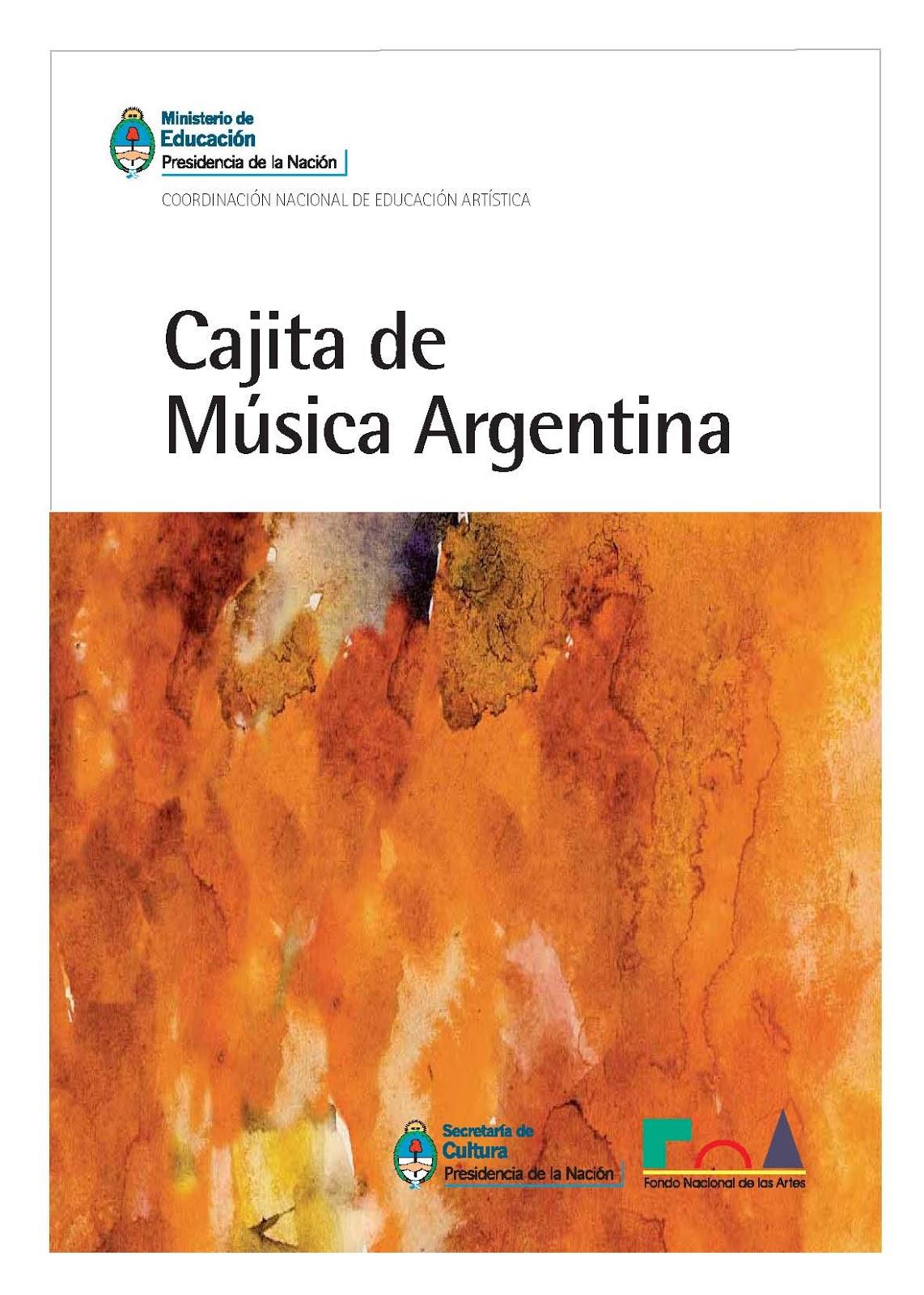 musica nacional de argentina: