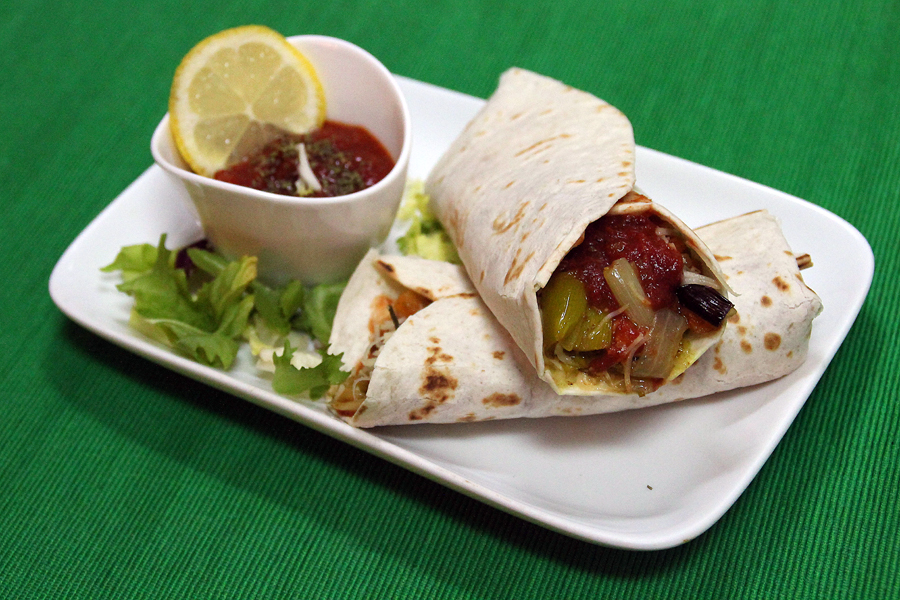 recetas de burritos mexicanos 2