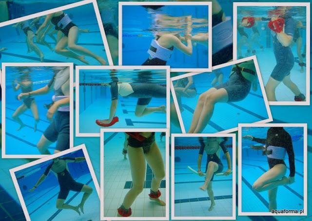 Aqua Fitness - czyli rybka na swoim miejscu ;)