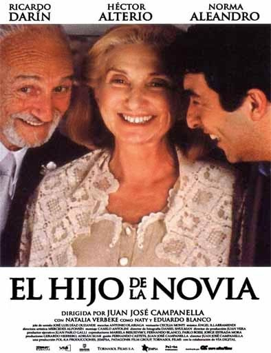 Ver El hijo de la novia (2001) Online