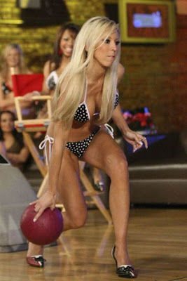 Playing Bowling