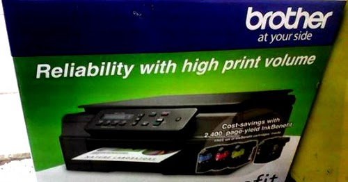 Brother Dcp J100 Multifunction Printer Black Review