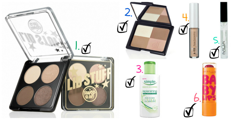 Back to School Beauty Picks