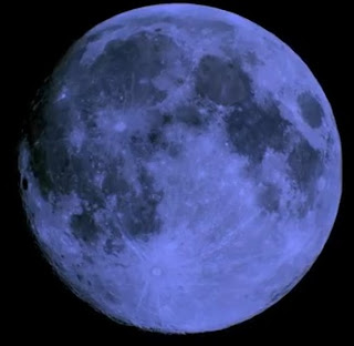 Blue Moon Clip Art