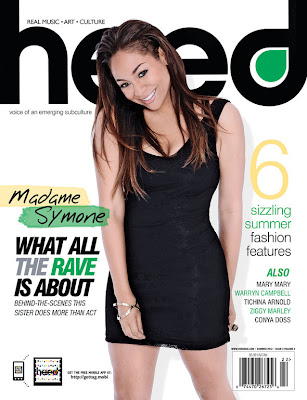 Raven-Symone Covers Heed Magazine