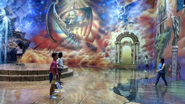 Art in Island 3D museum