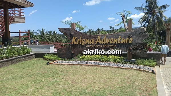 Krisna Adventure Sambangan, Tempat Wisata Baru di Buleleng
