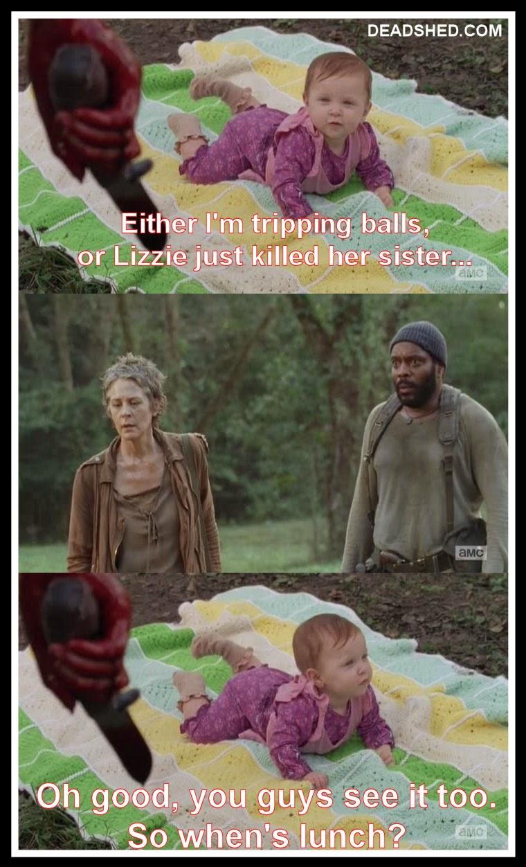 Walking Dead Meme Season 4 Carol Contains Spoile...