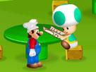 Mario Restaurantı Oyunu