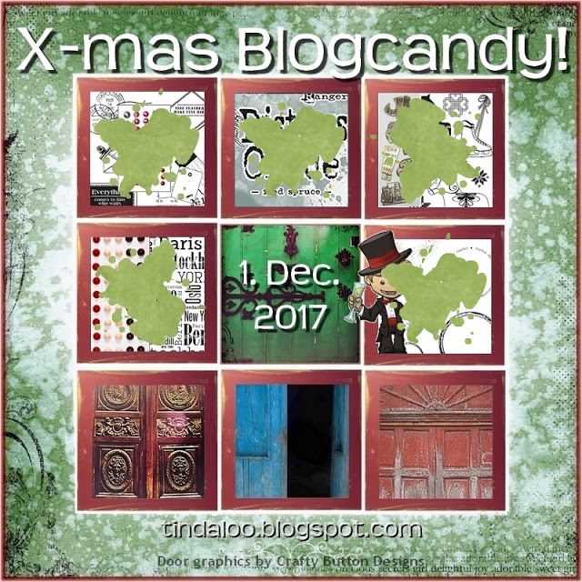 Tindaloo Xmas Blog Candy