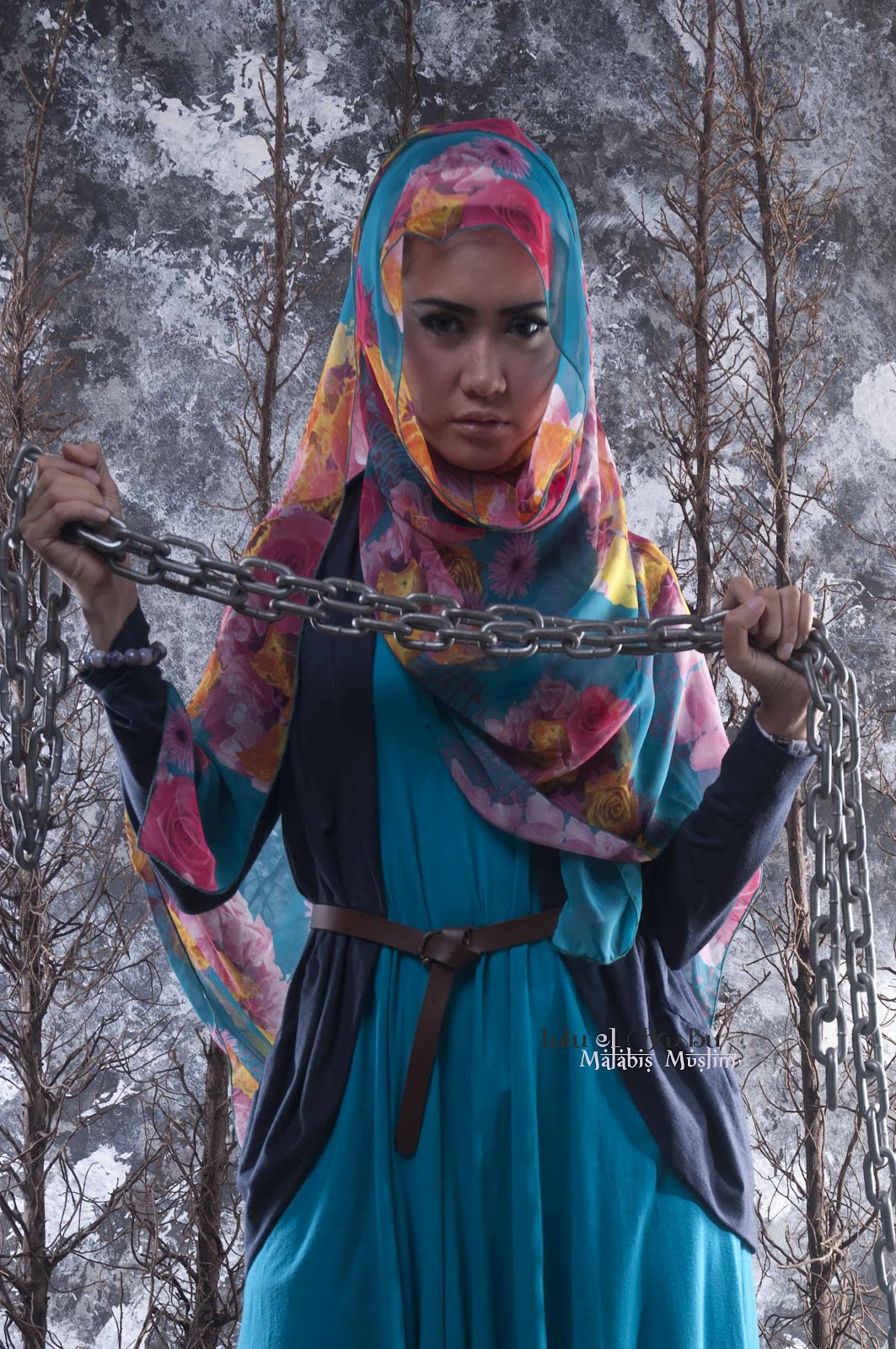 Turquoise Chain-Malabis Moslem Reviewed by Cupid Fazza on Monday, 11 ...