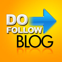 how to make blogger blog dofollow