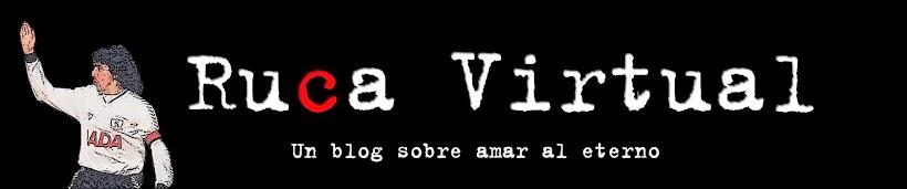 Ruca Virtual: Un blog sobre amar al eterno