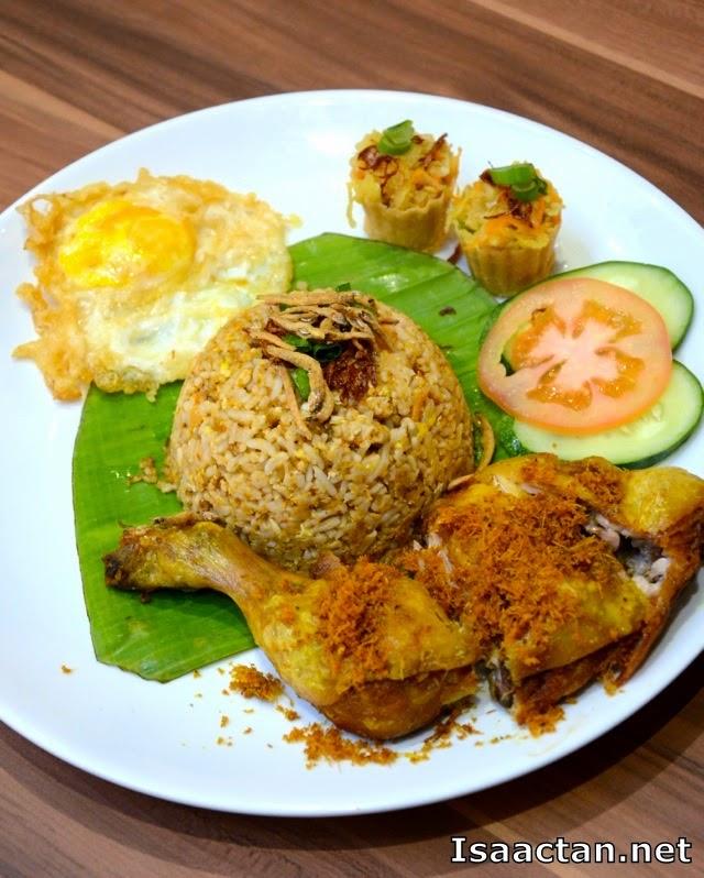 #2 Heritage Otak Fried Rice - RM15.90