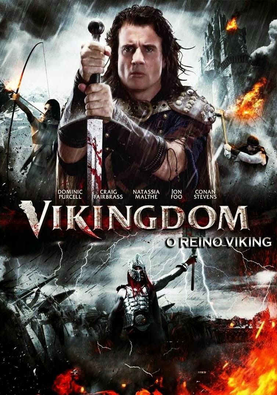Vikingdom: O Reino Viking – Dublado (2013)