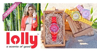 Lolly Watches, a scents of good