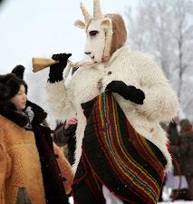 Maskošanās tradīcijas ZIEMĀ