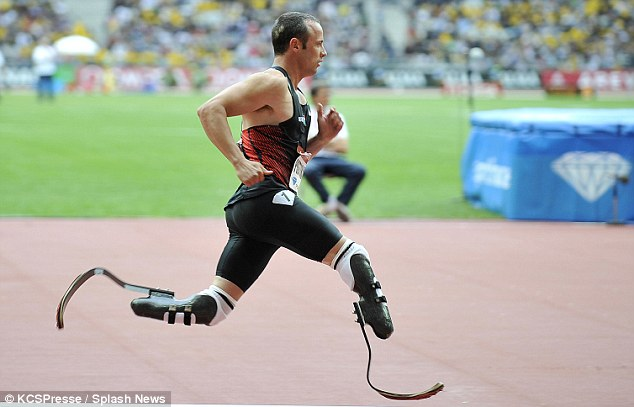 Current Affairs Questions And Answers on oscar pistorius london 2012