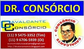 CONSÓRCIO COM SEGURANÇA, SOMENTE COM O DR. CONSÓRCIO.