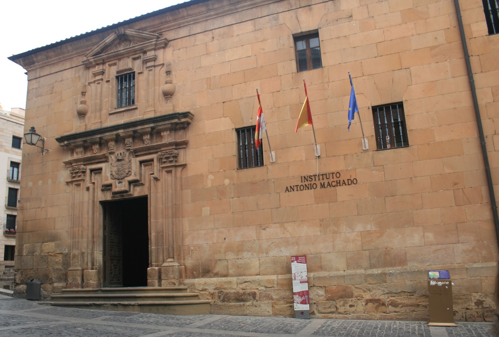 IES Antonio Machado, nuestro instituto