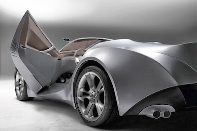 Wheel Industry Concept Cars Audi Calamaro Bmw Zx 6 And