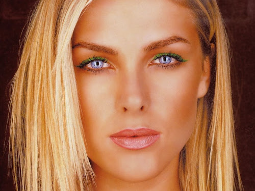 Ana Hickmann Victoria Secret Girl