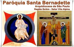 Blog da Paróquia Santa Bernadete
