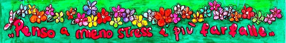 Penso a meno stress e più farfalle