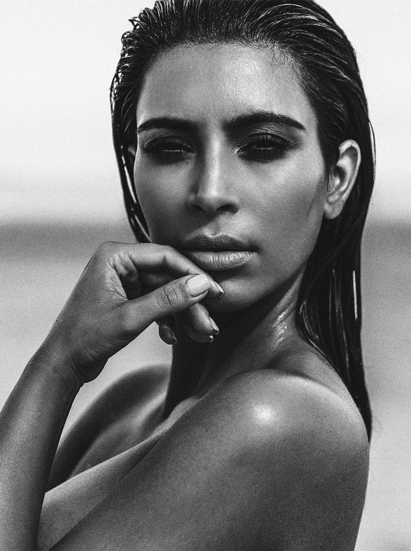 Kim Kardashian for C Magazine's 10th Anniversary