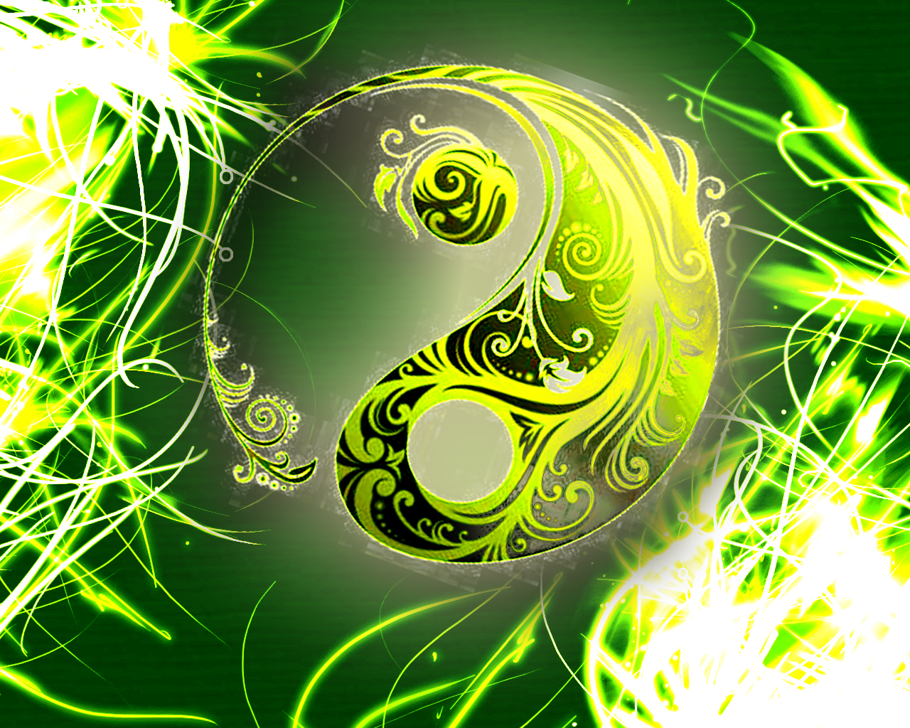 hd wallpapers yin and yang cool