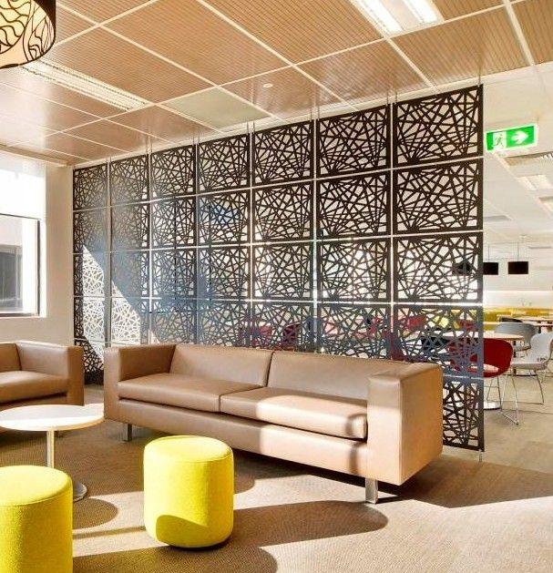 7 ideas para separar ambientes en el sal n - Paneles para separar espacios ...