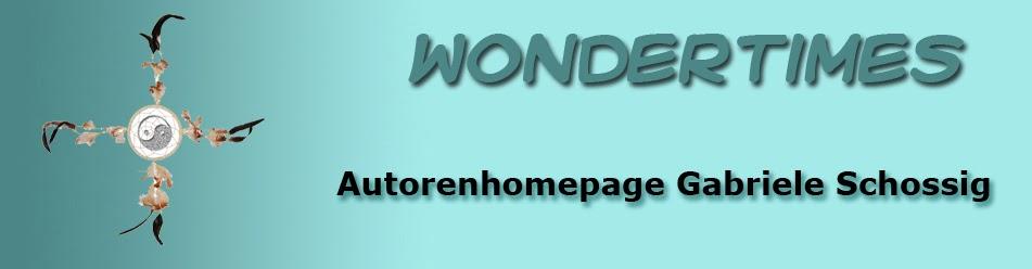Wondertimes - Autorenhomepage