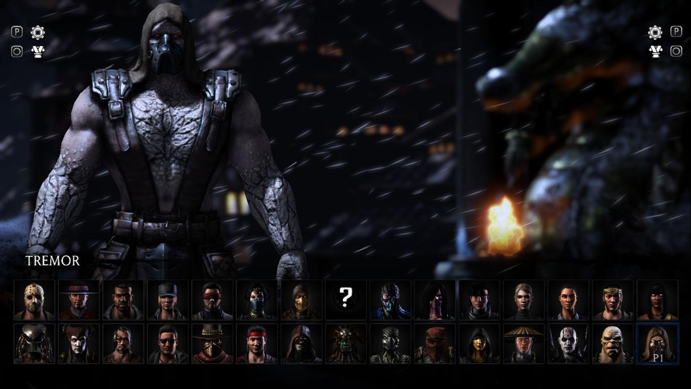 Mortal Kombat X Wallpaper Abyss Alpha Coders - imagens para celular mortal kombat