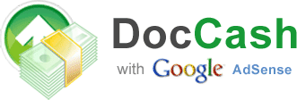 adsense with docstoc