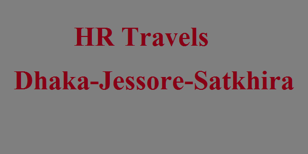 HR Travels Bus Service Dhaka-Jessore-Satkhira