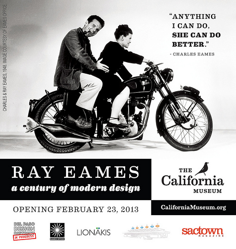 Hooray for Ray! Charles and Ray Eames inducted into CA Hall of Fame