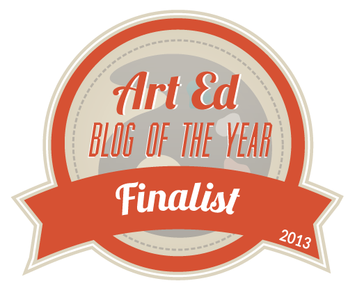 Art Ed Blog of Year Finalist