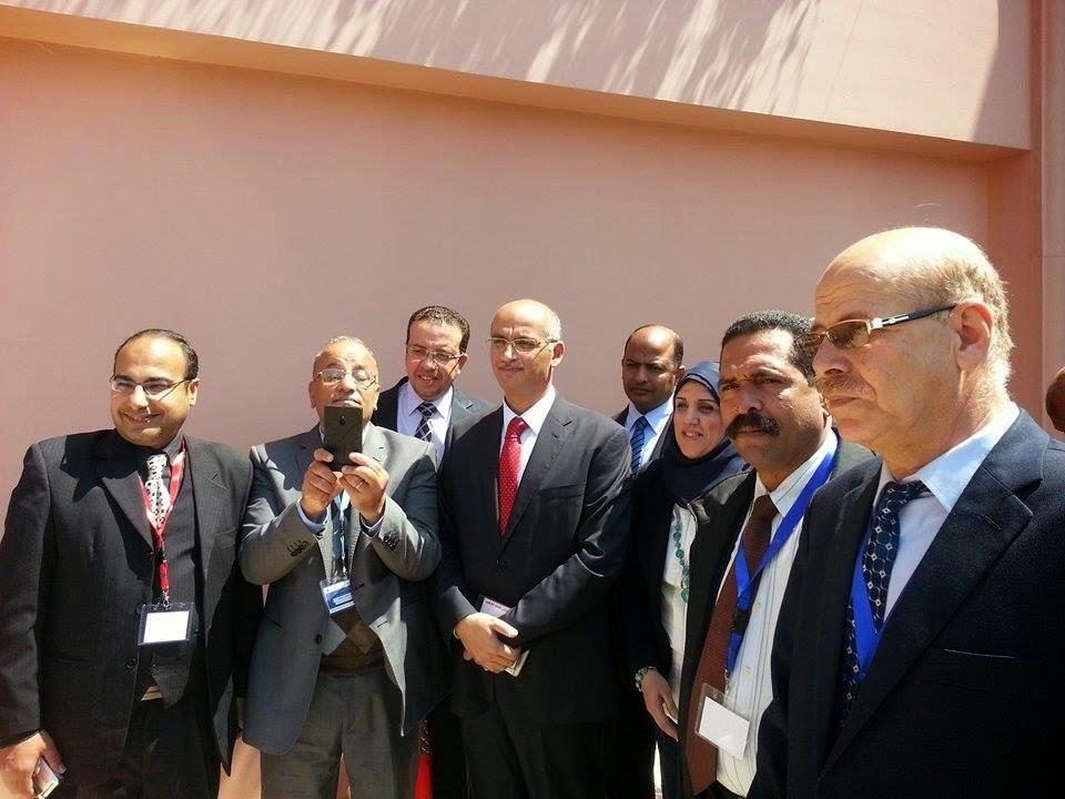 #Egypt|دكتور محمد يوسف وزير التعليم الفني|مؤتمر وسائل التعلم الحديثة والابتكار فى التعليم