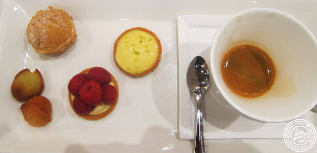 image of Cafe gourmand at Maison Kayser in NYC, New York