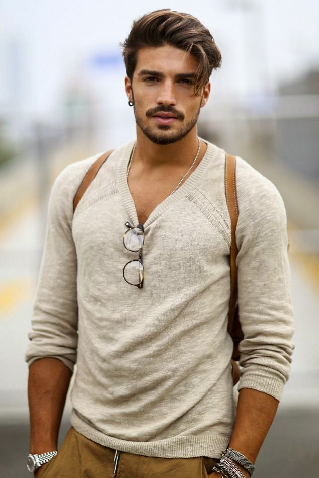 Handsome Man Urban Hairstyle Photo Collection 05 May 2015 ...